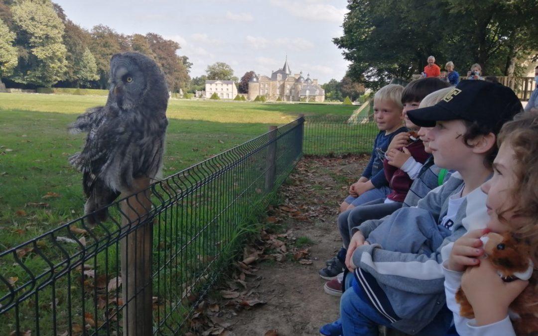 Journée d'intégration au zoo de la Bourbansais!